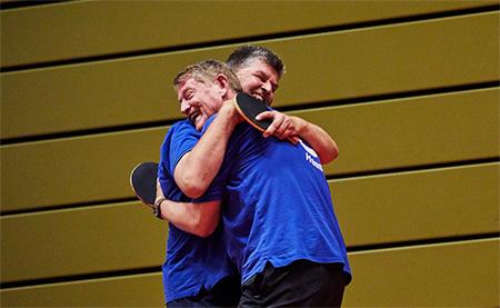 John Kranert TV - Tischtennis Special Olympics NRW Hamm2019