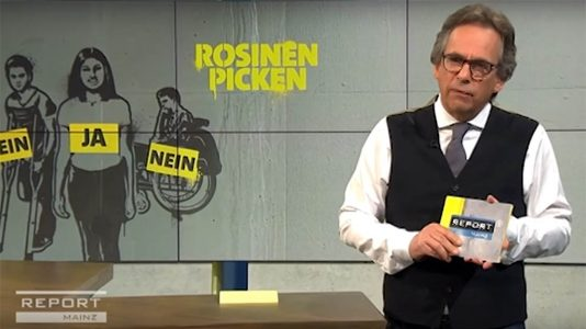 Report Mainz Moria