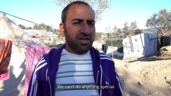 John Kranert TV - Interview mit Nour