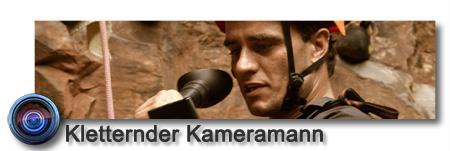 John Kranert TV  - Kletternder Kameramann